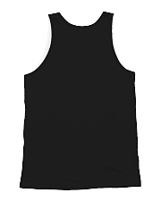 HD Strong Bos Terrier All-over Unisex Tank back