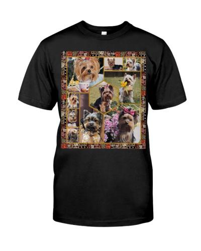 Yorkshire Terrier Vintage Shirt
