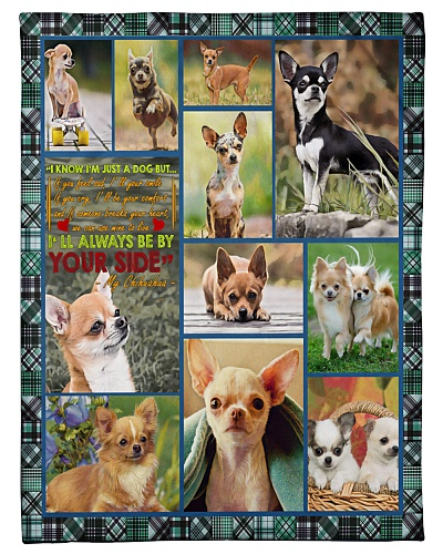 DogTee  Chihuahua Be By Your Side For Dog Lovers