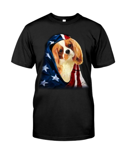 HD Flag Cavalier King Charles Spaniel