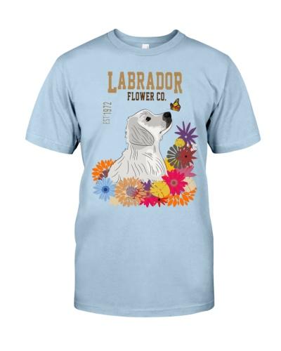 HT Labrador Flower