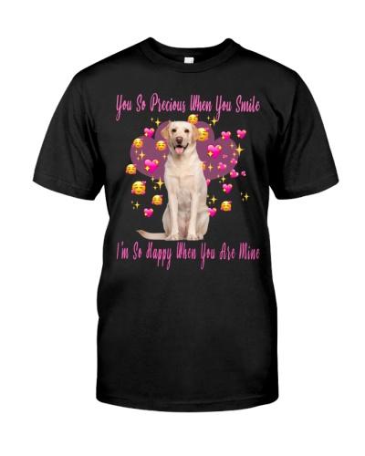 Labrador Retriever Precious Shirt