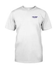 Trump Keep America Great 2020 small logo Premium Classic T-Shirt thumbnail