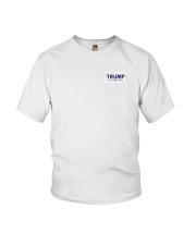 Trump Keep America Great 2020 small logo Premium Youth T-Shirt thumbnail