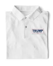 Trump Keep America Great 2020 small logo Premium Classic Polo thumbnail