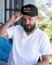 BIDEN 2020 HAT Embroidered Hat garment-embroidery-hat-lifestyle-05
