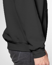 Straight Outta Quarantine  Hooded Sweatshirt garment-hooded-sweatshirt-detail-right-hip-04
