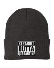 Straight Outta Quarantine  Knit Beanie thumbnail