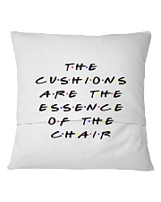 Selling Out Fast Square Pillowcase back