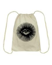 3rd Eye T Drawstring Bag front
