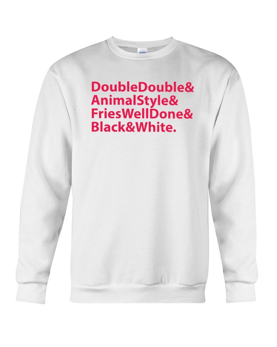 The Secret Menu Crewneck Sweatshirt