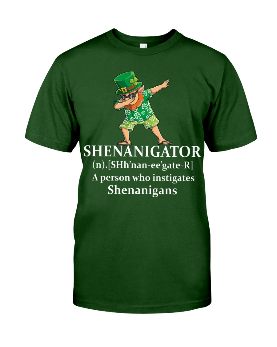 SHENANIGATOR Classic T-Shirt