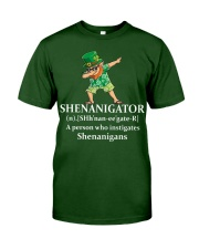 SHENANIGATOR Classic T-Shirt front