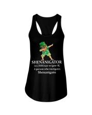 SHENANIGATOR Ladies Flowy Tank thumbnail