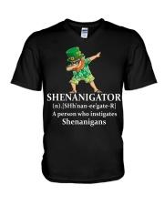 SHENANIGATOR V-Neck T-Shirt thumbnail