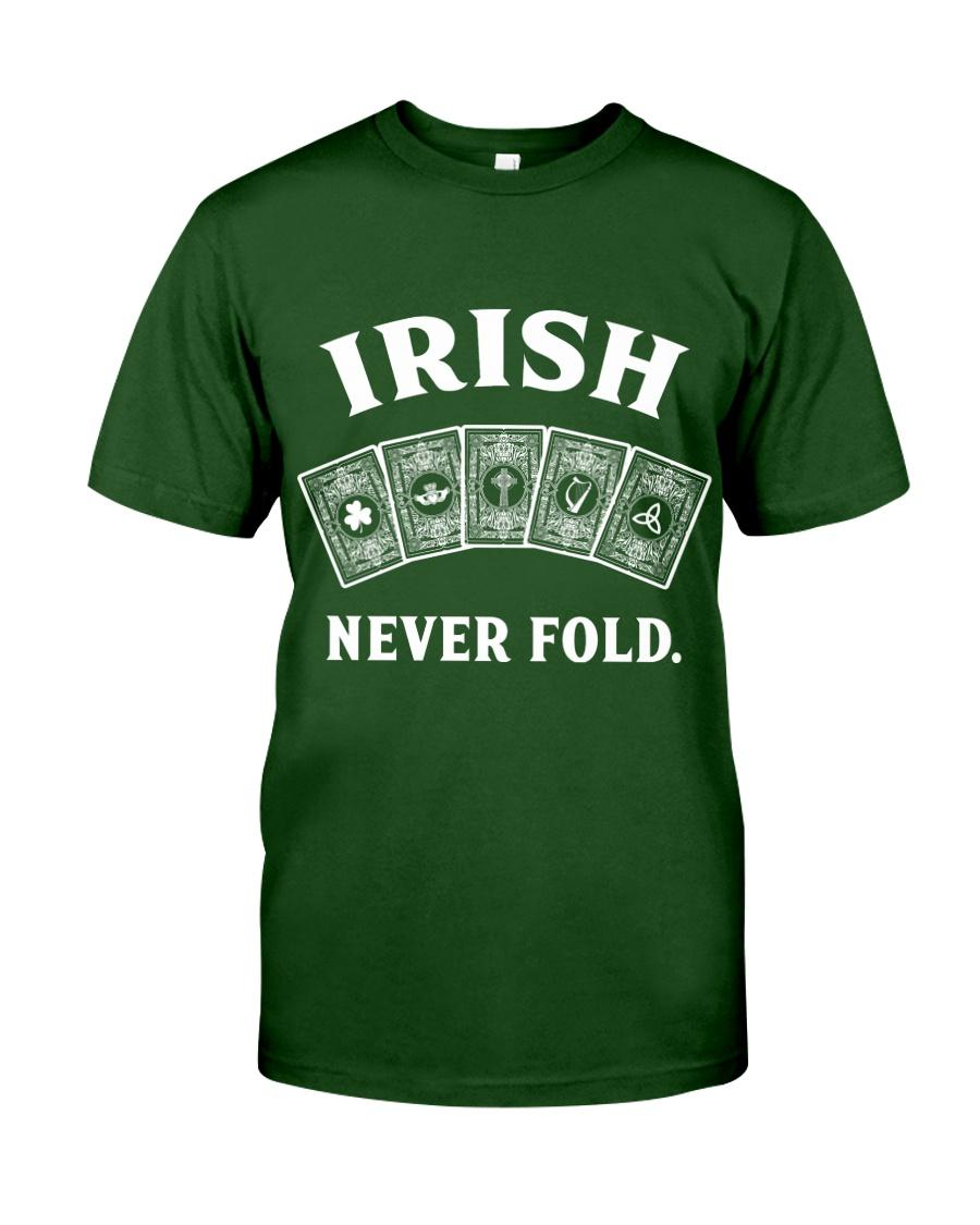 Irish Never Fold Classic T-Shirt
