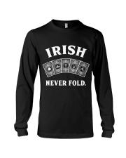 Irish Never Fold Long Sleeve Tee thumbnail