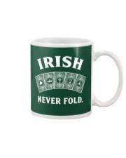Irish Never Fold Mug thumbnail