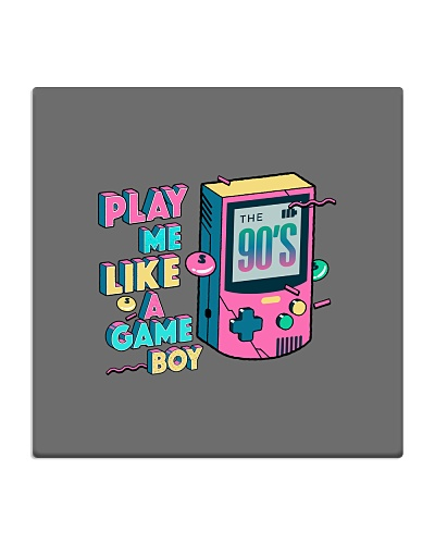 Play Me Like A Game Boy Threadless Exclusive