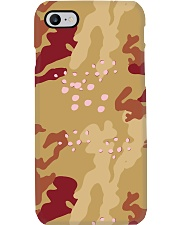 Brown Camo Face Mask Case Sneakers Phone Case thumbnail