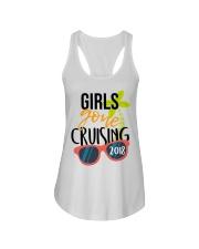 Girls Gone Cruising 2018 Ladies Flowy Tank thumbnail