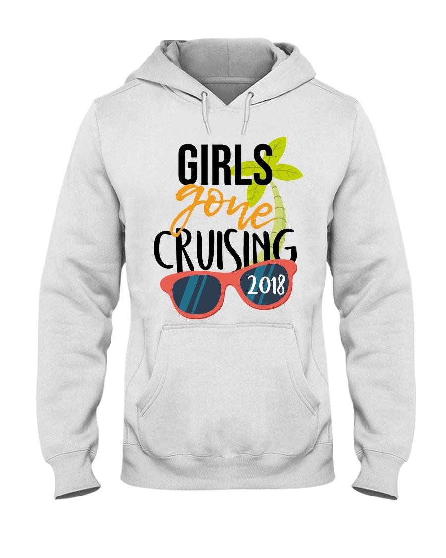 Girls Gone Cruising 2018 Hooded Sweatshirt