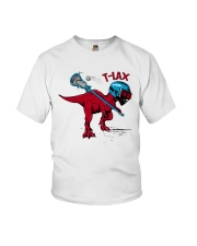 lacrosse-13-7 Youth T-Shirt front