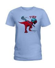 lacrosse-13-7 Ladies T-Shirt thumbnail