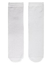 xxx Crew Length Socks front