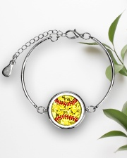 frff Metallic Circle Bracelet aos-bracelet-metal-front-lifestyle-4