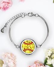 frff Metallic Circle Bracelet aos-bracelet-metal-front-lifestyle-6