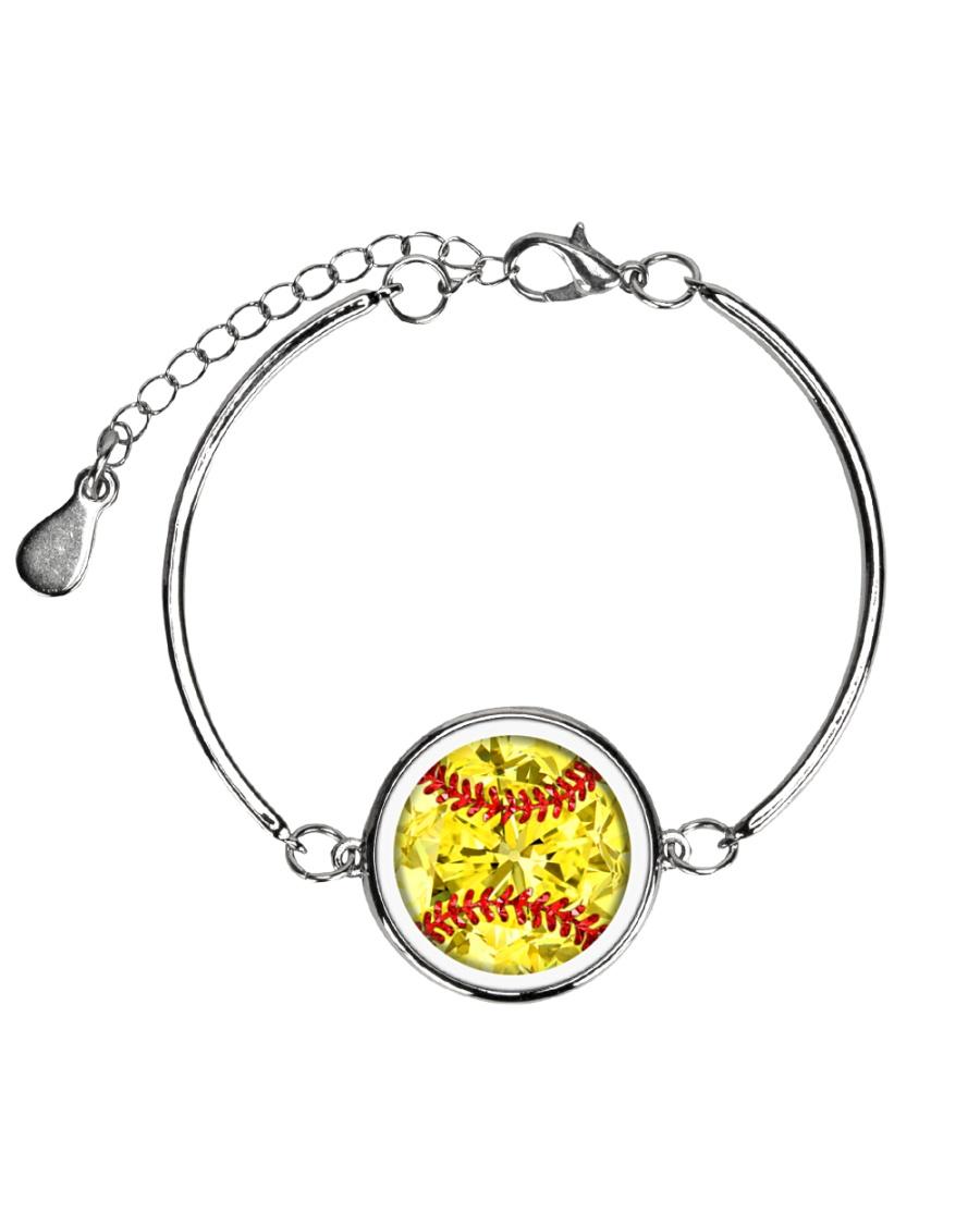 frff Metallic Circle Bracelet