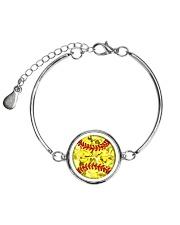 frff Metallic Circle Bracelet front