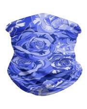 Beautiful blue roses Neck Gaiter thumbnail