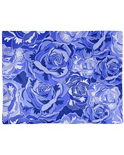 Beautiful blue roses Placemat thumbnail