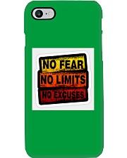No fear case Phone Case i-phone-7-case