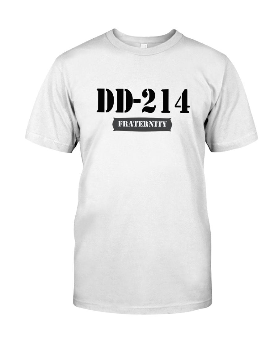 DD214 Fraternity Classic T-Shirt