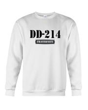 DD214 Fraternity Crewneck Sweatshirt thumbnail