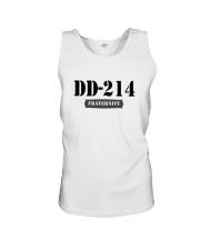 DD214 Fraternity Unisex Tank thumbnail
