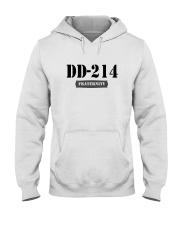 DD214 Fraternity Hooded Sweatshirt thumbnail