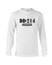 DD214 Fraternity Long Sleeve Tee thumbnail