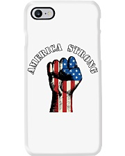 America Strong Phone Case tile