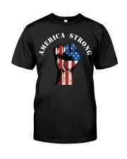America Strong Premium Fit Mens Tee thumbnail