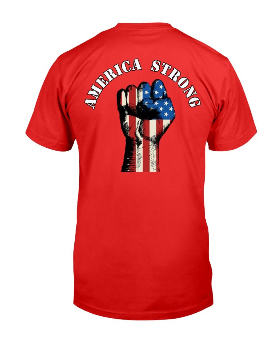 America Strong Premium Fit Mens Tee