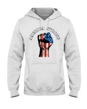 America Strong Hooded Sweatshirt tile