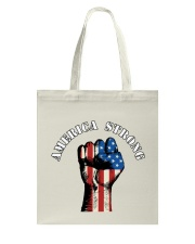 America Strong Tote Bag thumbnail