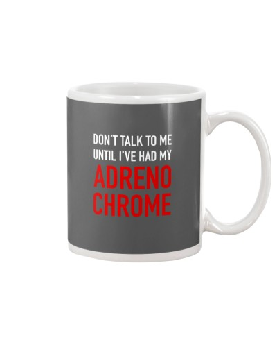 Adrenochrome For dark backgrounds Hoodie