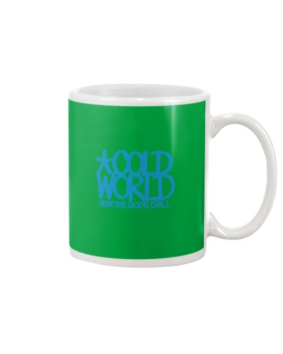 Cold World Htgc Logo Deathwish Inc T Shirt