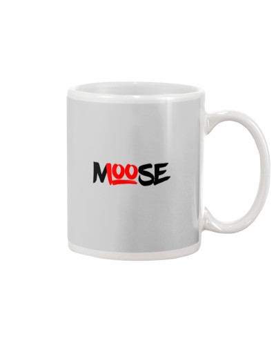 Moose Logo Its Moose Craft Face Mask