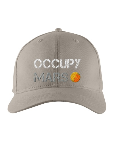 Occupy Mars Spacex T Shirt
